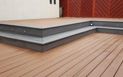 Trex Composite Decking Installation