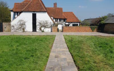Garden Landscaping Block Paving Essex